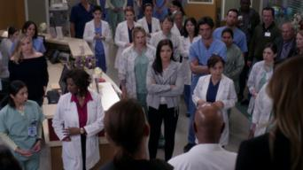 Grey's Anatomy: Season 13: Ring of Fire