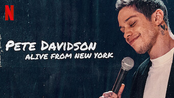 Pete Davidson: Alive From New York (2020)