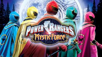 Power Rangers Mystic Force 2006 Netflix Flixable